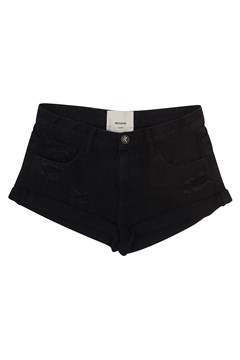 Double Black Bandits Denim Short - double blk