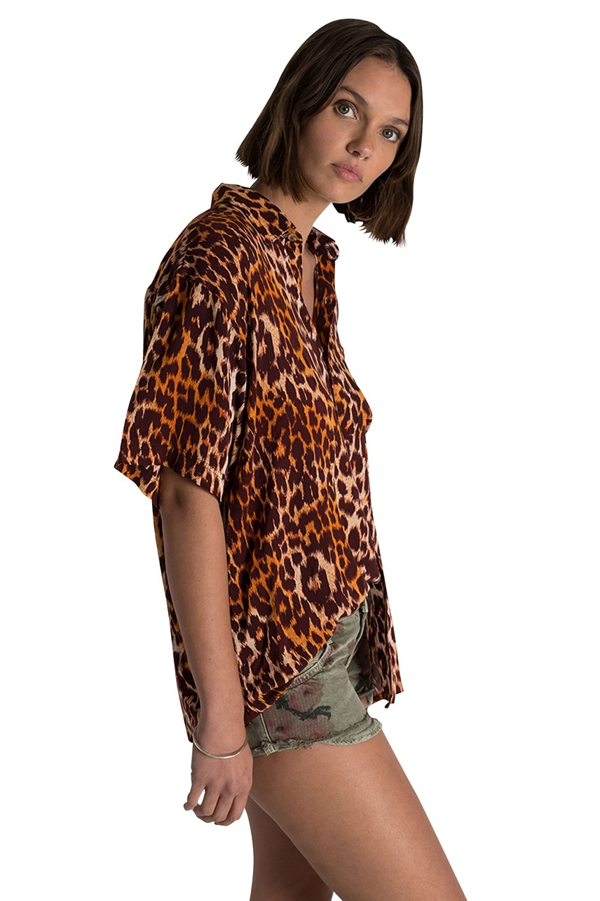 Polynesian Animal Shirt