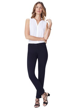 Sheri Slim Jean BLACK 1