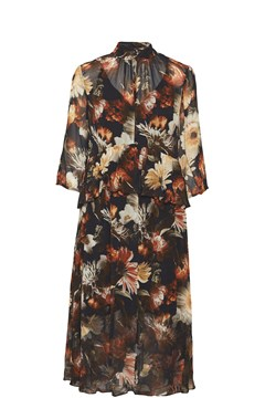 Fergie Long Dress MULTICOLOURED 1