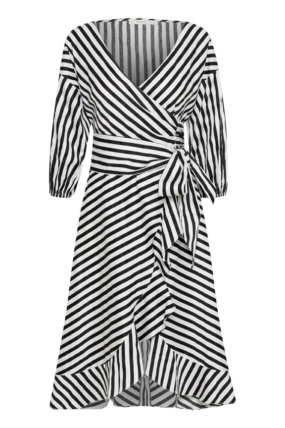 Strielle Wrap Dress