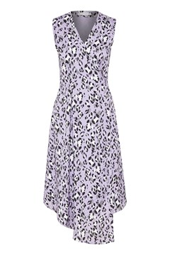 Leopa Wrap Dress PRPLEO 1