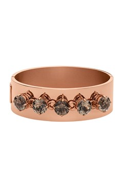 Rose Gold 'Opatra' Bracelet GREY 1