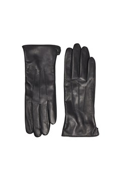 Carianna Leather Gloves BLACK 1