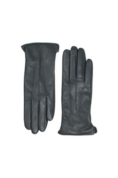 Carianna Leather Gloves GREEN 1