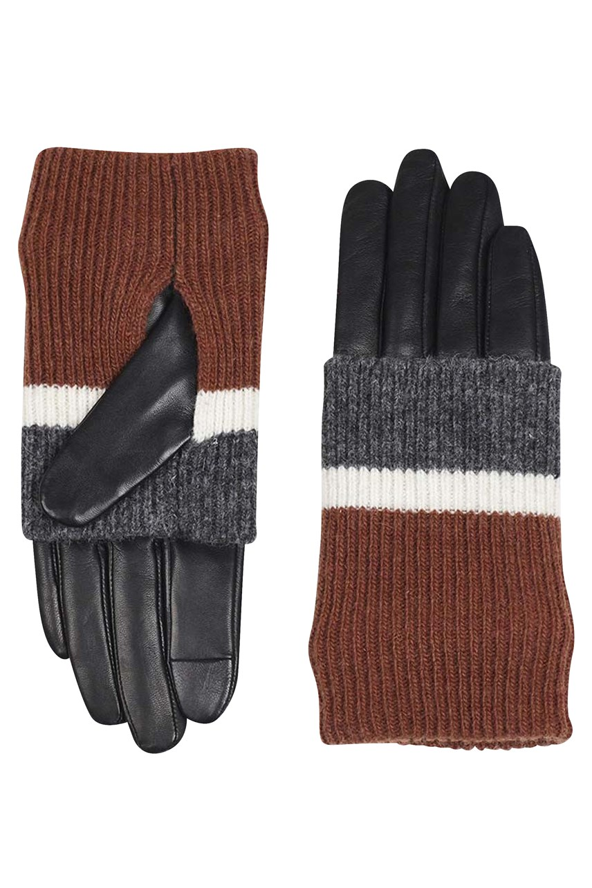 Helly Leather Gloves