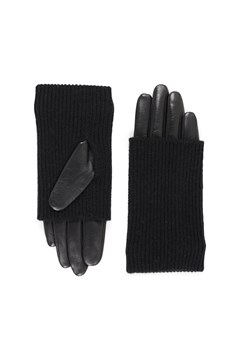 Helly Leather Gloves - black