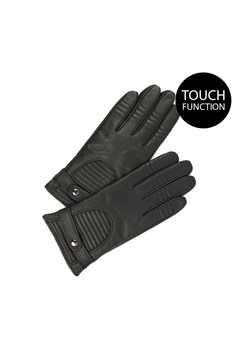 Marla Touch Function Leather Gloves BLACK 1