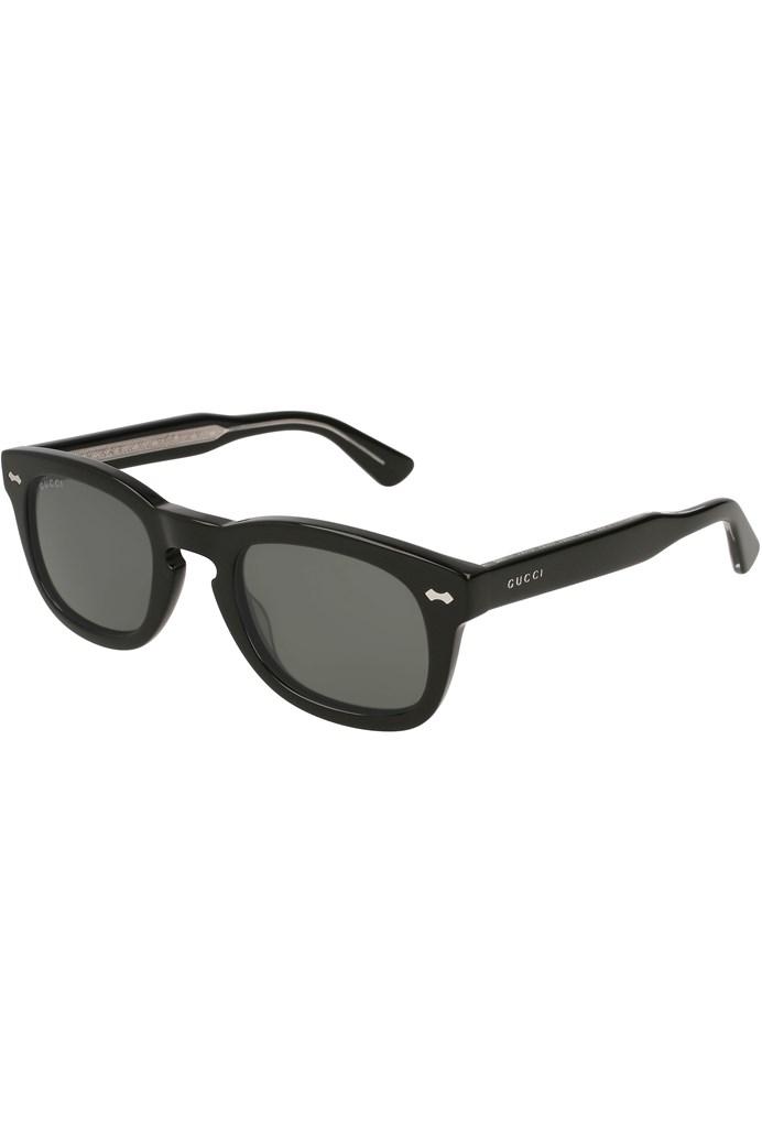 62fcb27b6de89 Square-frame Acetate Sunglasses - GUCCI - Smith   Caughey s - Smith ...