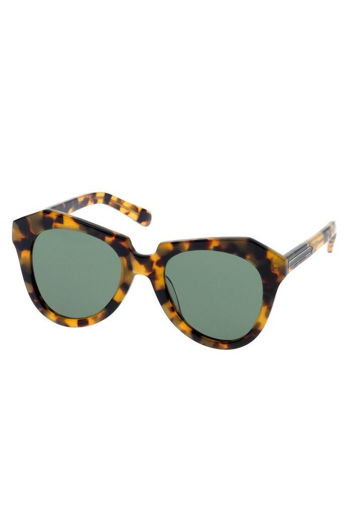 8517c245908 Number One' Geometric Sunglasses - KAREN WALKER EYEWEAR - Smith ...