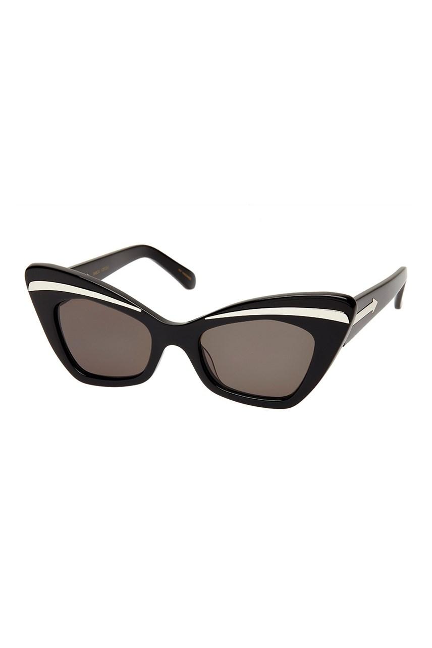 ba0a786f4b63 Karen Walker Harvest Sunglasses Black ✓ Sunglasses Galleries