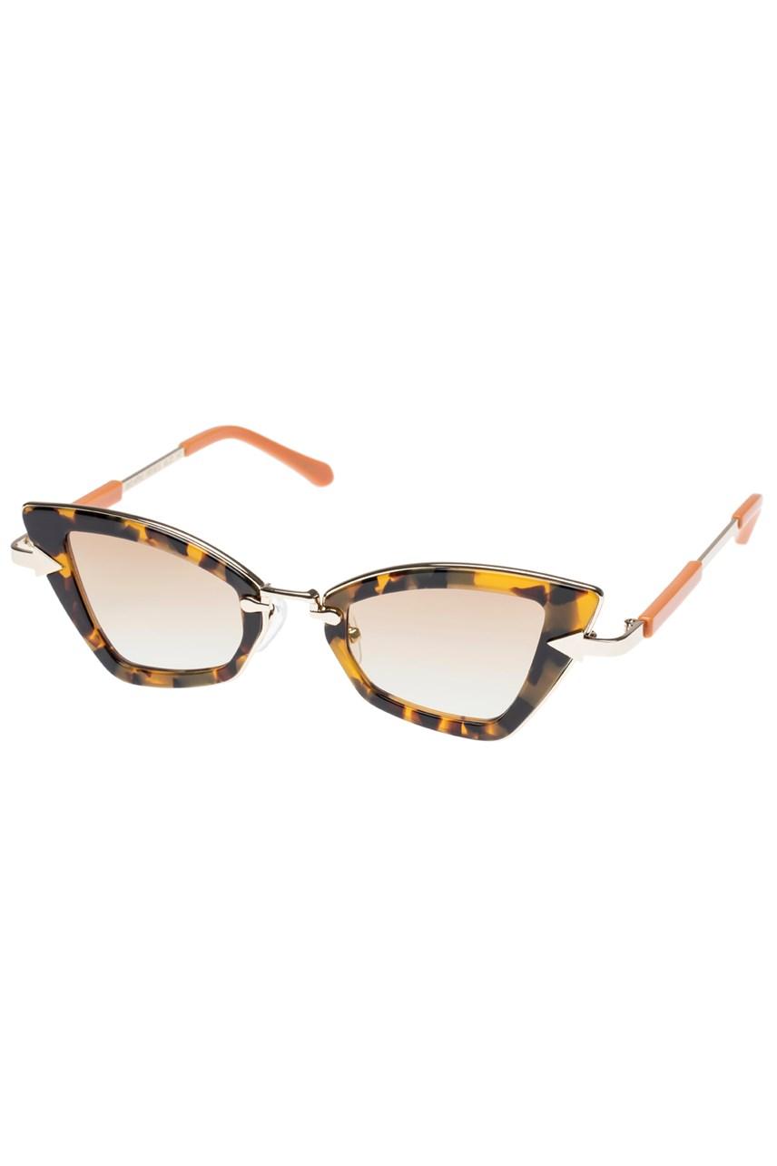 04ecdb17028 KAREN WALKER EYEWEAR. Superhero Sunglasses.  329.00. Bad Apple Sunglasses  Bad Apple Sunglasses