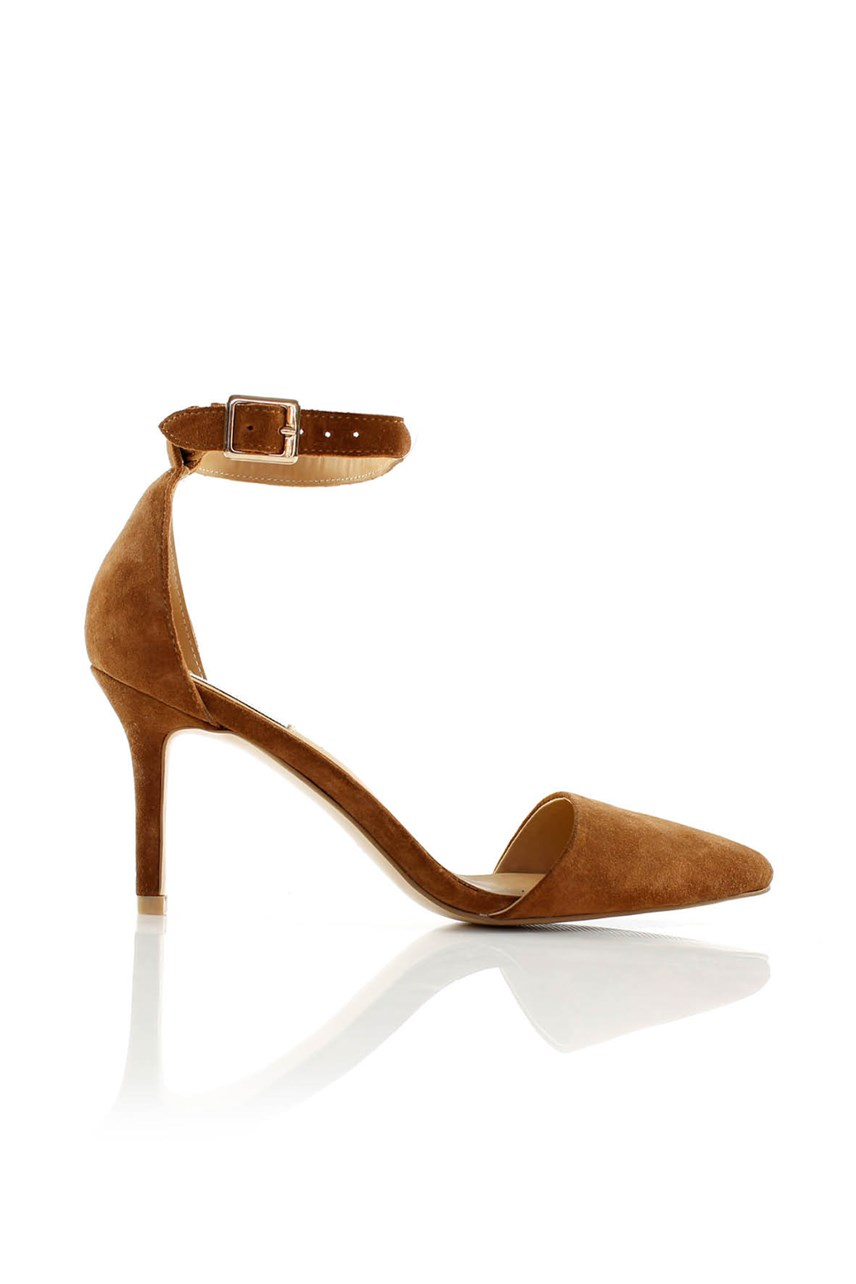 Penny Point Heel