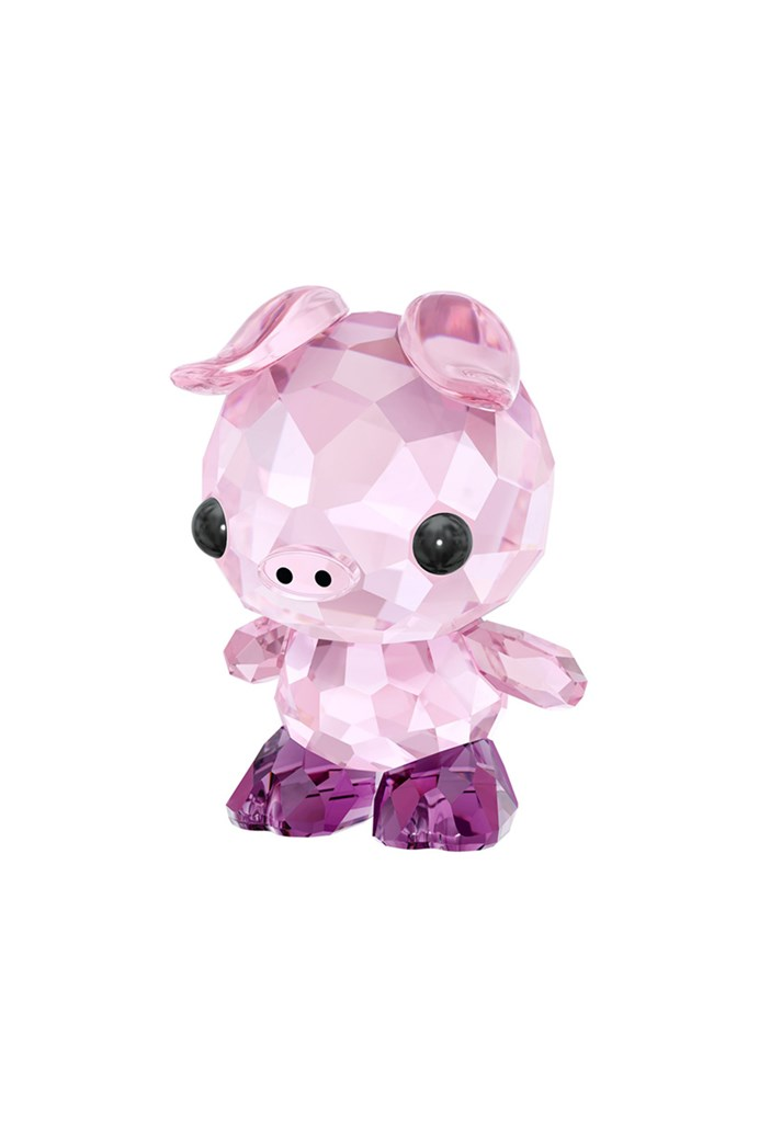 Zodiac Determined Pig - SWAROVSKI - Smith & Caughey's
