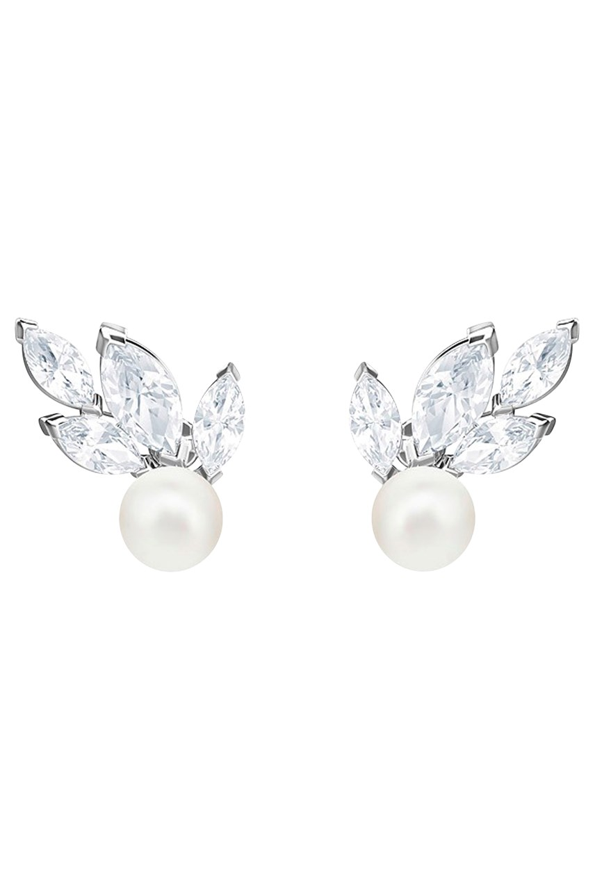 Louison Pearl Pierced Earrings