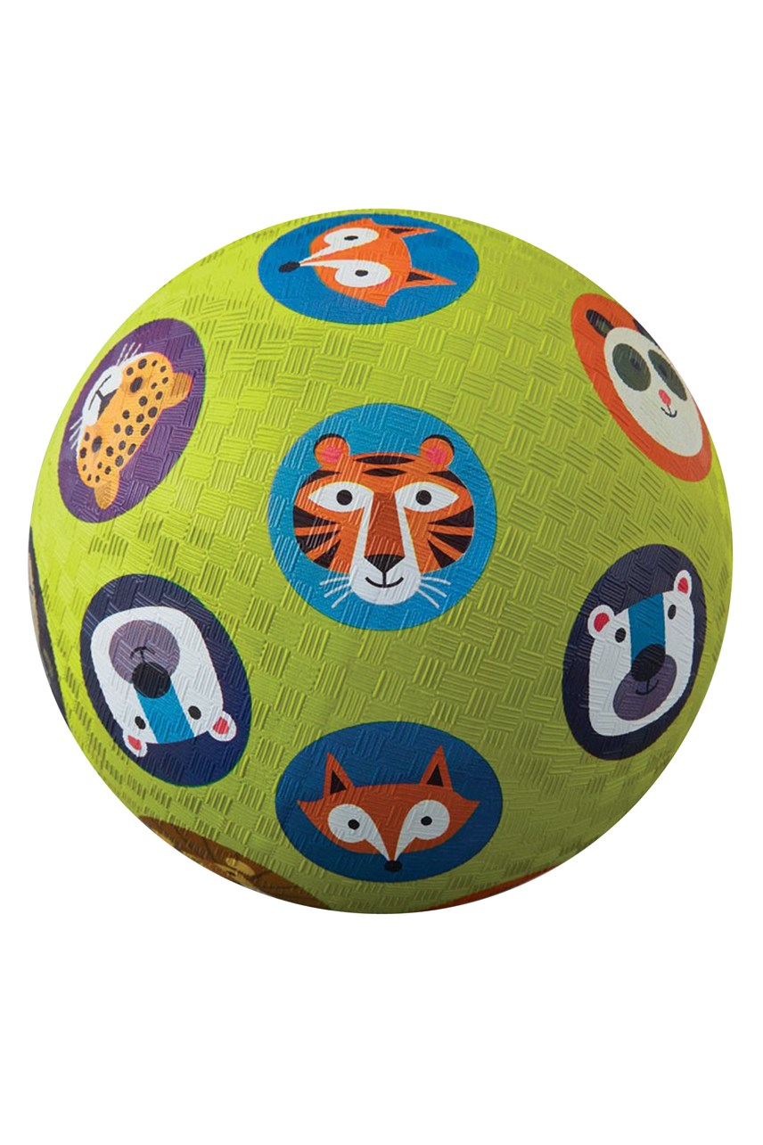 Jungle Jamboree Playground Ball 7 Inch