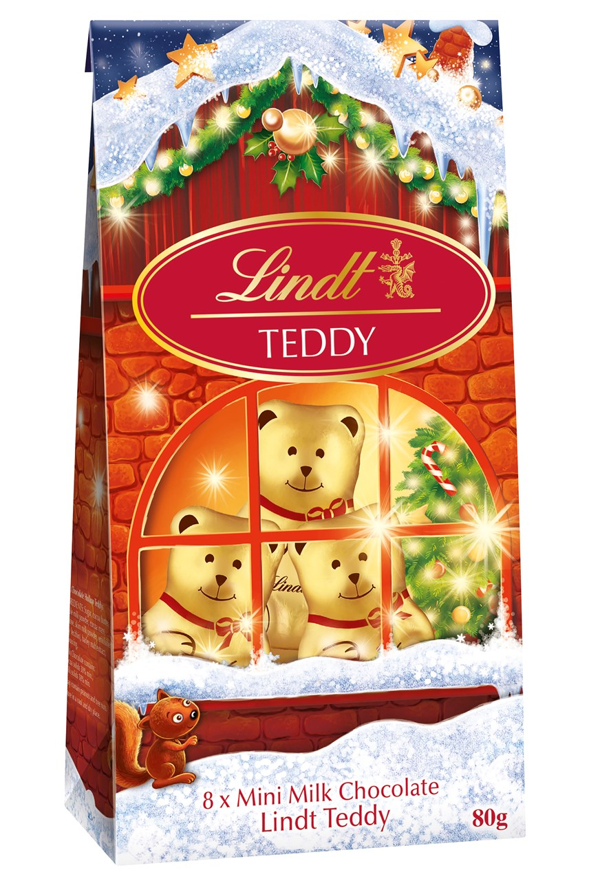 Xmas Mini Teddy Bears