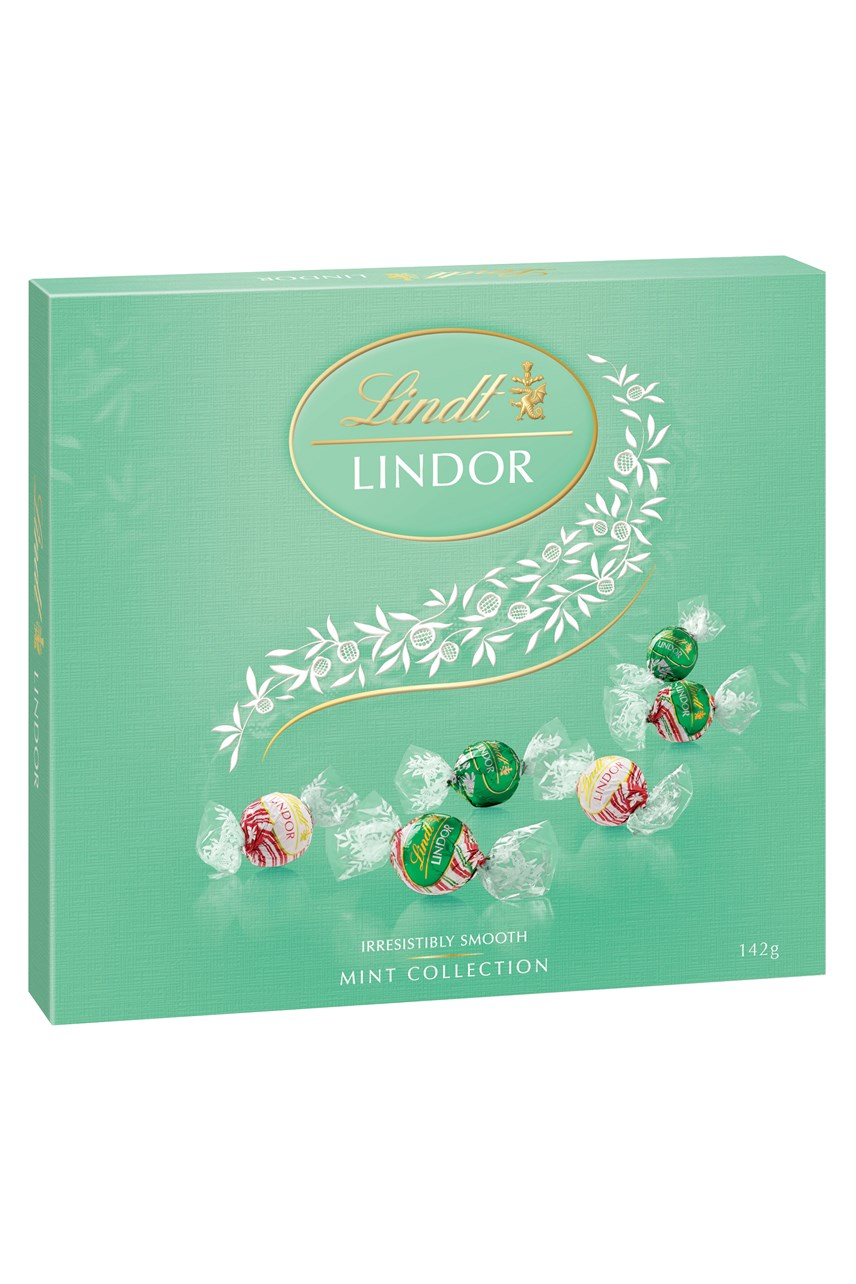 Lindor Mint Collection Box