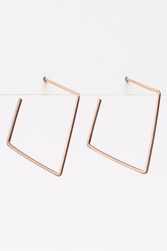 Earrings ROSE GOLD 1