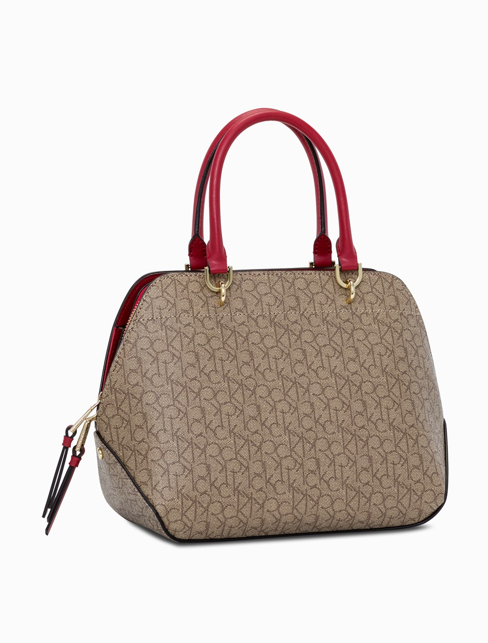 Suzanna Dome Satchel Bag