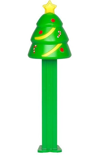 Christmas Tree Candy Dispenser