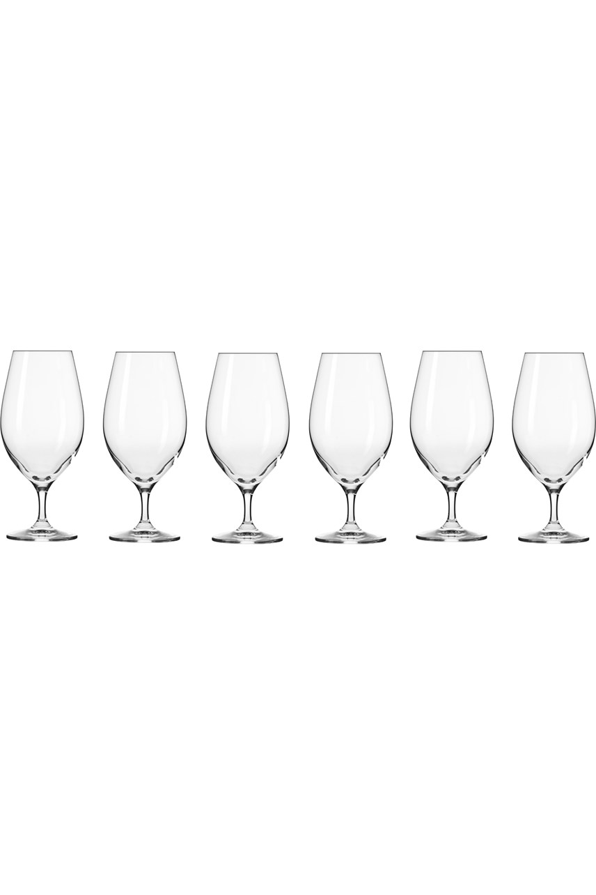 Harmony Beer Glass Set of 6