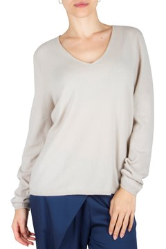 V-Neck  Sweater SHELL 1