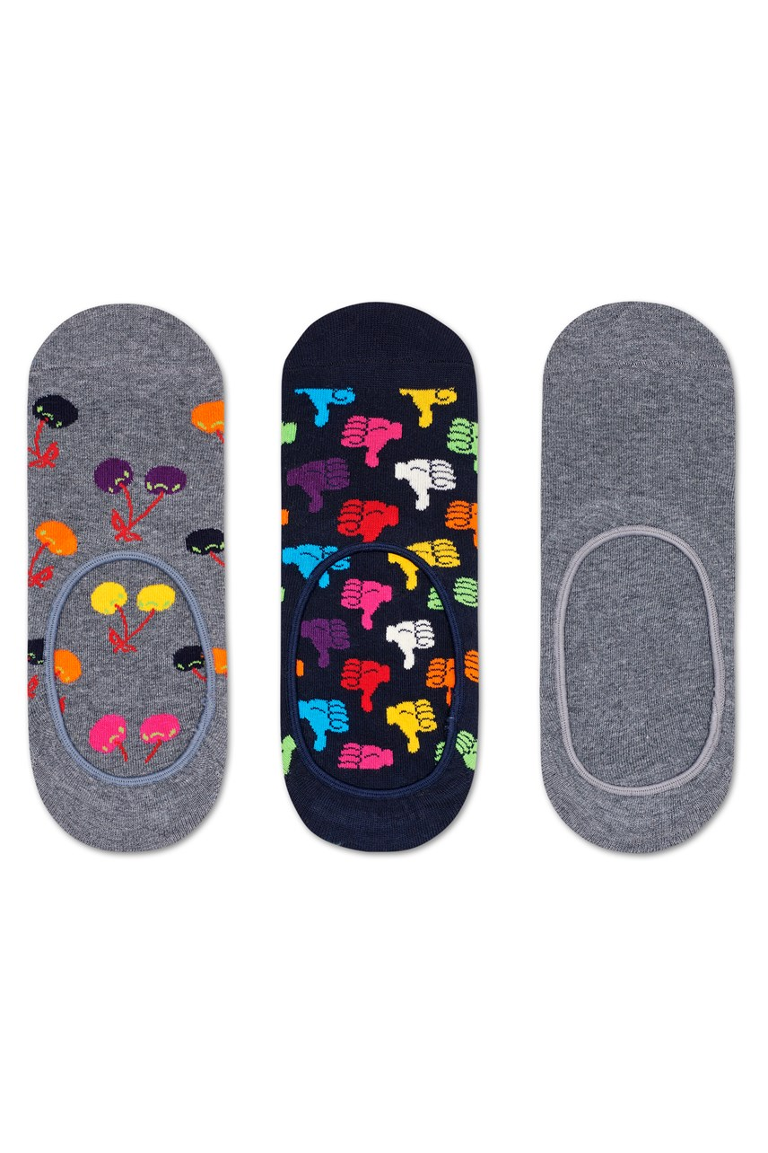 Women's Dot Liner Sock 3-Pack