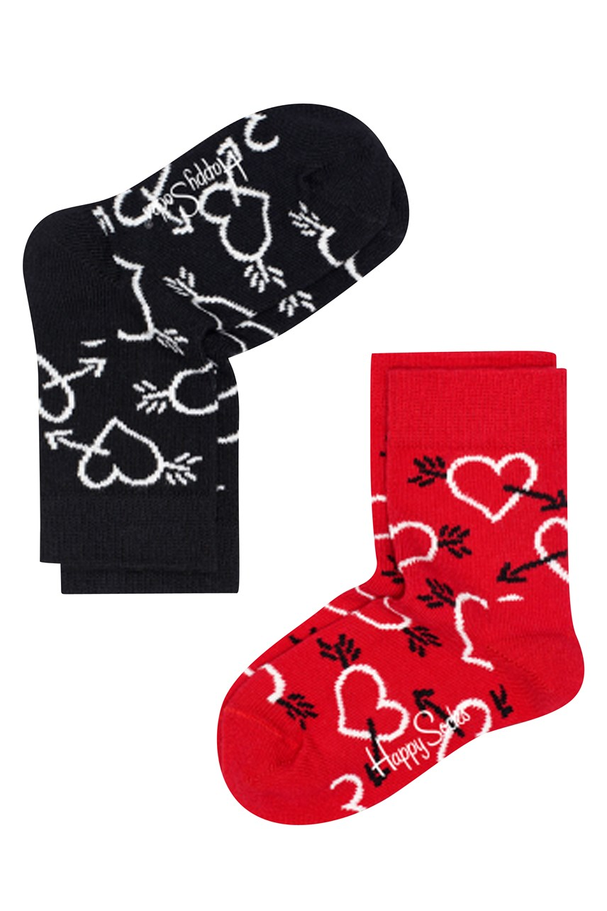 Kids 'Arrow Heart' Socks 2-Pack