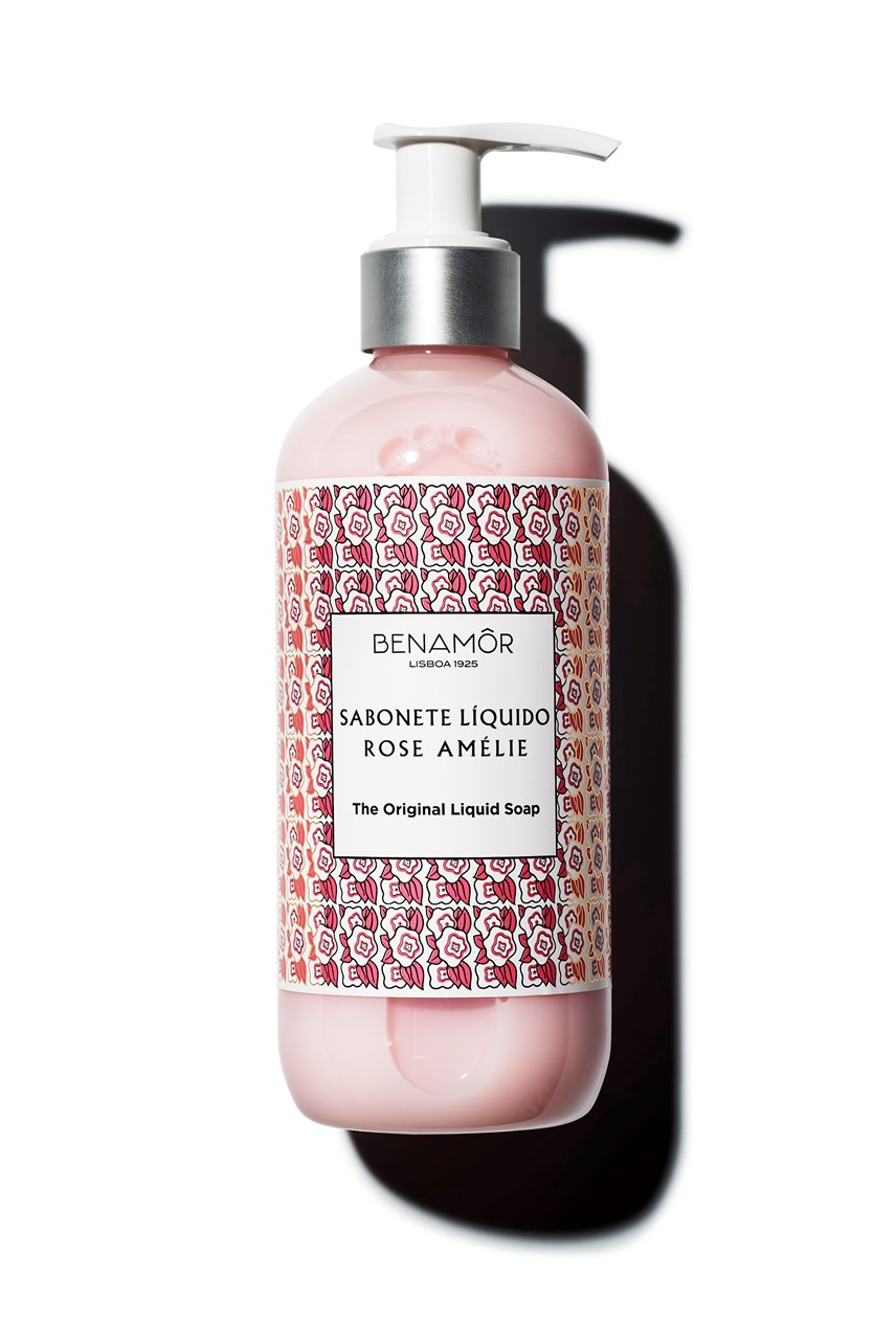 Rose Amélie Sabonete Liquid Soap