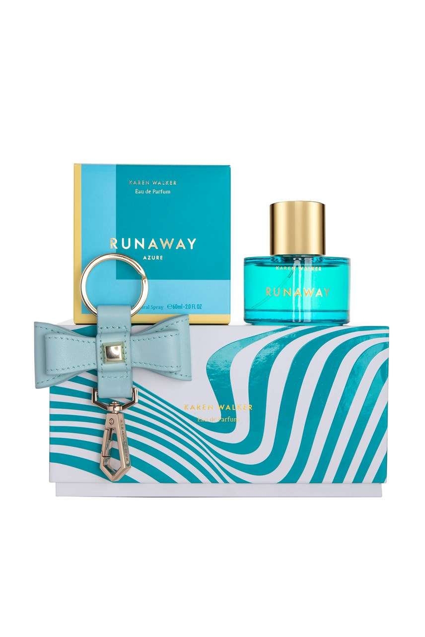 Runaway Azure 60ml Gift Set with Key Ring