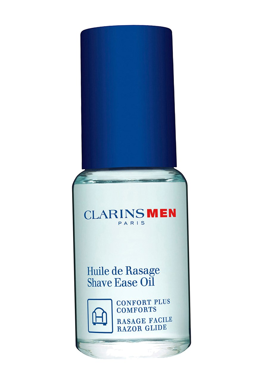 ClarinsMen Shave Ease Two In One Oil