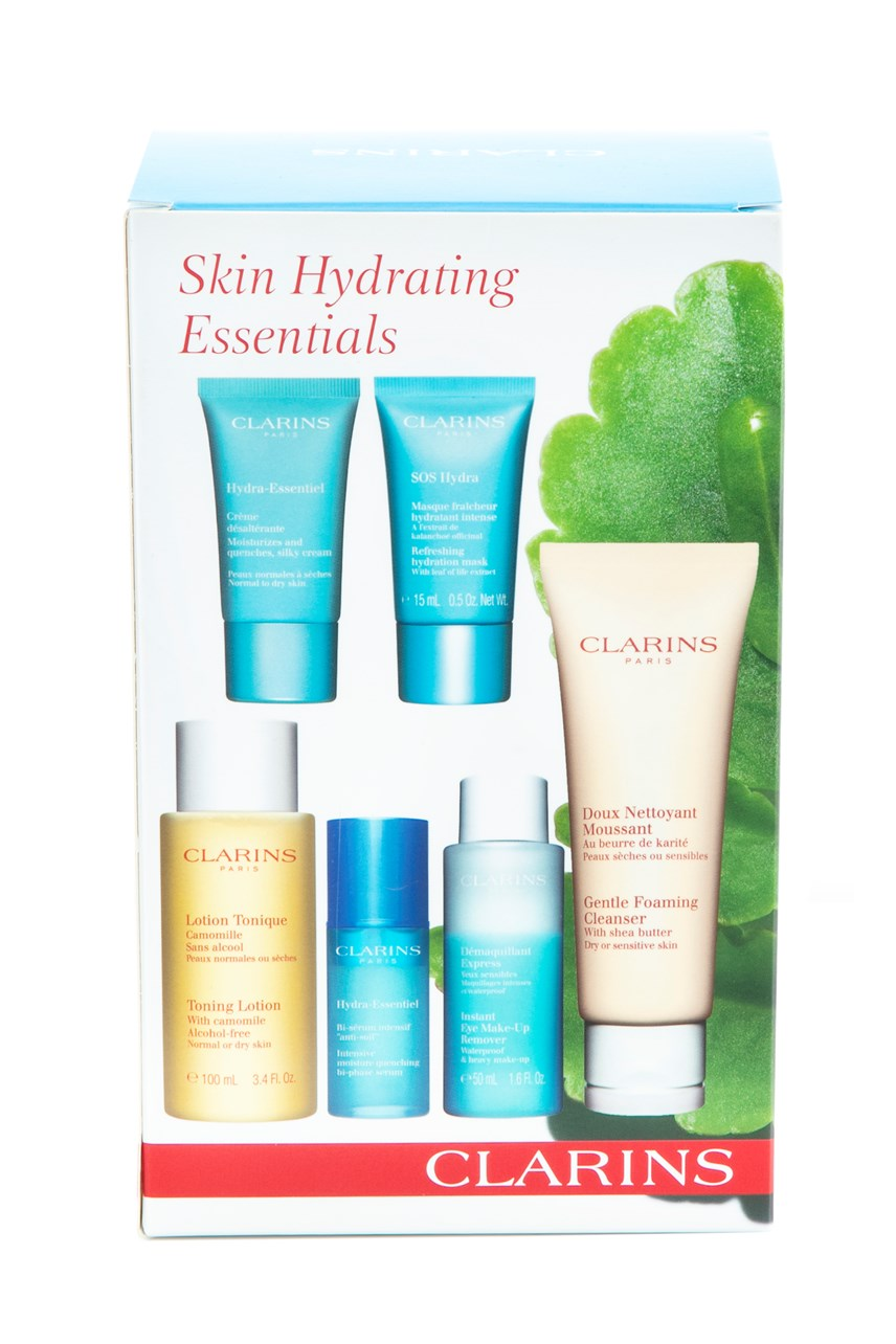Skin Hydrating Essentials Set