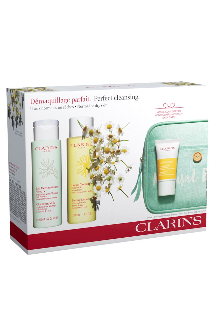 Perfect Cleansing Set  - Normal or dry skin
