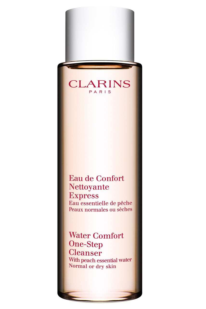 Water Comfort One-Step Cleanser with peach essential water - Normal or Dry Skin