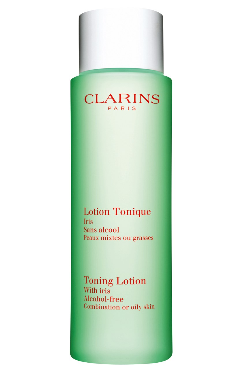 Toning Lotion with Iris Alcohol Free - Combination/Oily Skin