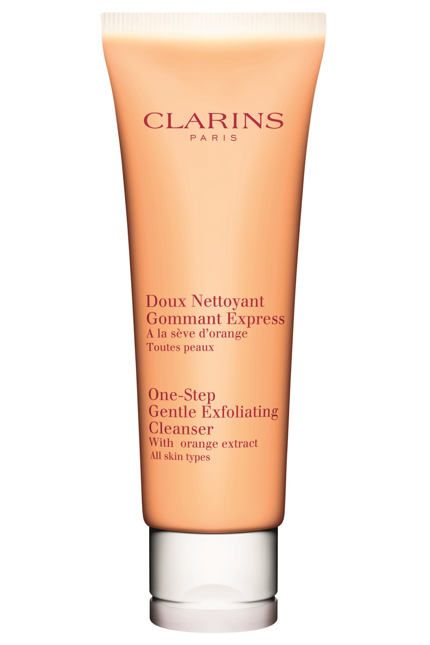 One-Step Exfoliating Cleanser with Orange Extract - All Skin Types
