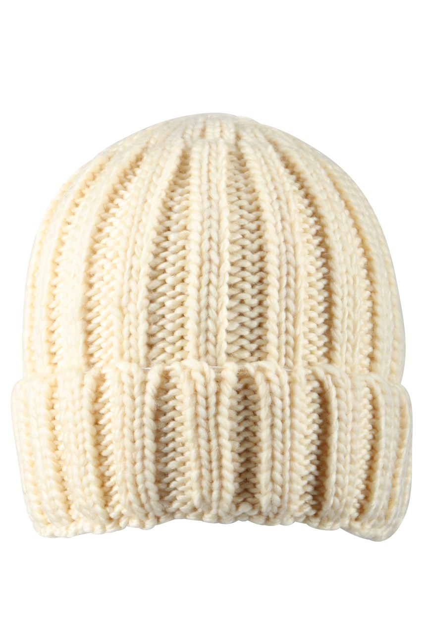 Women's Fishermans Rib Beanie Hat