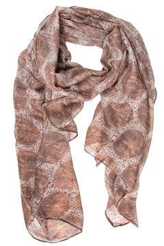 Scarf BROWN 1