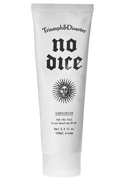 No Dice Sunscreen SPF50 -