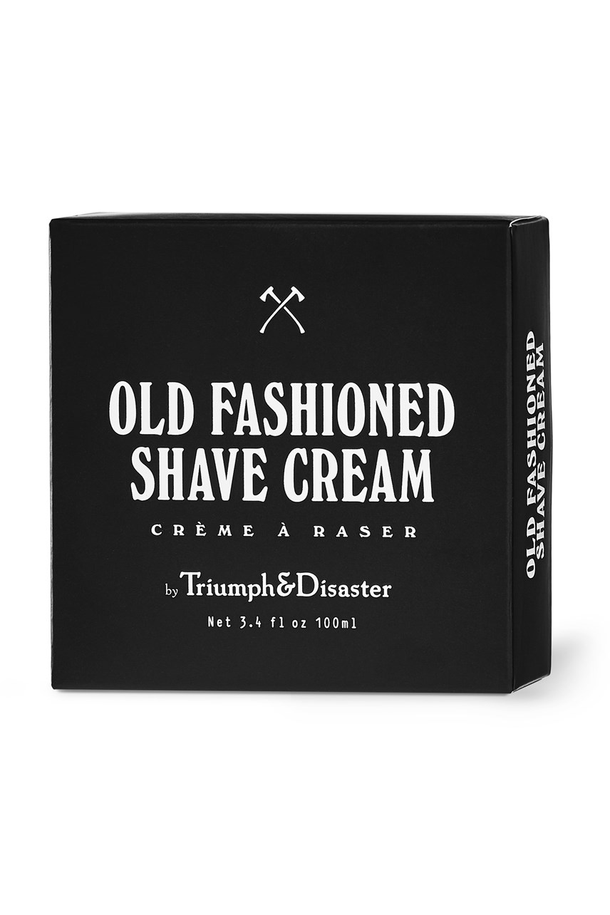 Old Fashioned Shave Cream Jar