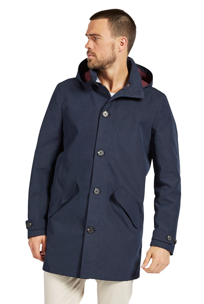 Brooklands Coat