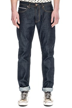 Lou Slim Straight Rigid Denim Jean Raw Selvedge (388) 1