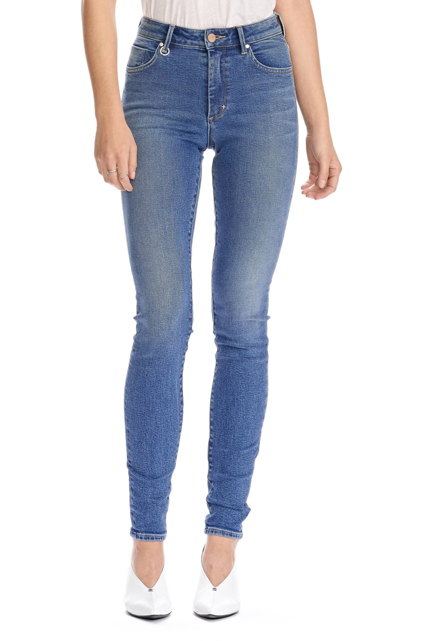 Smith Skinny High Rise Jean