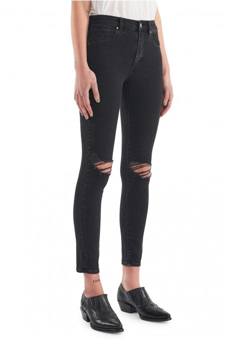 Smith High Rise Skinny Jean