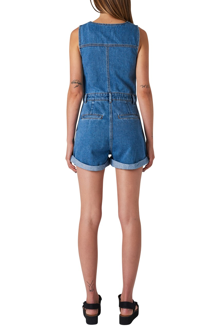 Deedee Playsuit
