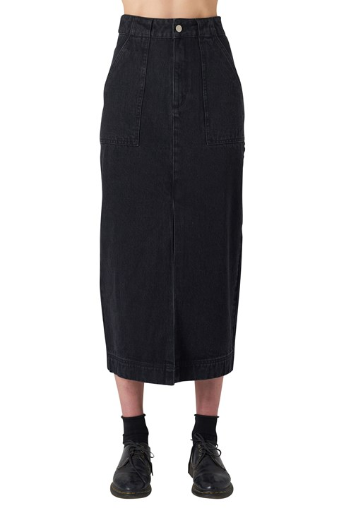 Evie Skirt - washed neo