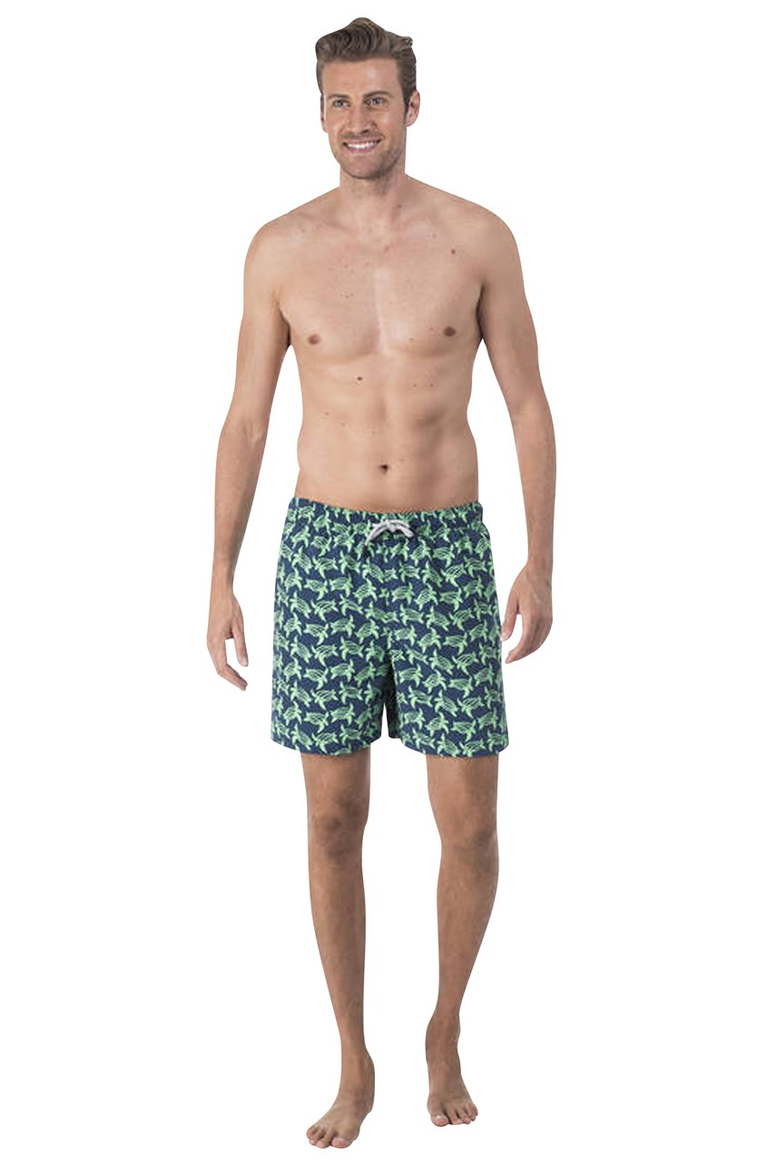 Turtle Swim Trunk