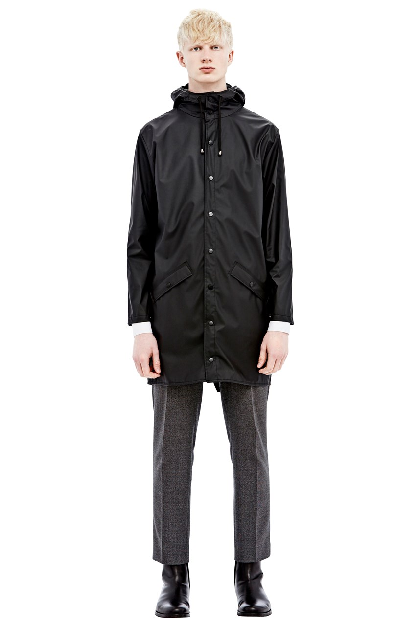 Men's Long Jacket