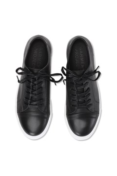 Type Lace Up Sneaker - black